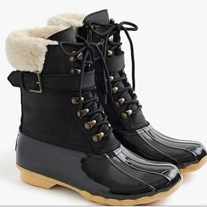 Women's Sperry® for J.Crew Shearwater buckle boots